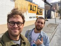ALT 92.3 Defacing Brooklyn, One Giant Mural At A Time