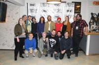 AWOLNATION In The CD102.5 Big Room