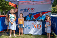 WGTS/Washington D.C. Hits The Road With Ice Cream