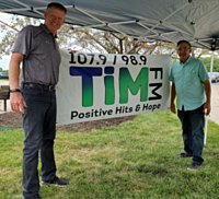 TiM FM/Lincoln, NE Gets Out In The Community