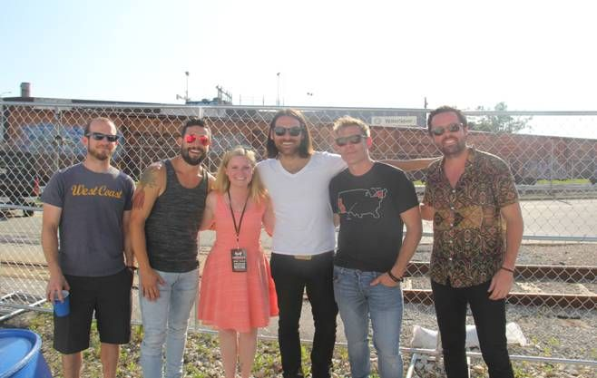 RCA Nashville, Sony Music Nashville, Old Dominion, Break Up