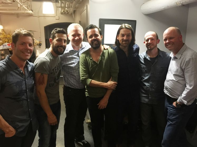RCA Nashville, Old Dominion, Break Up With Him, New York