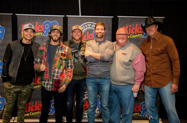 Beasley Broadcasting WKXC New Country Kicks 99 Augusta Guitar Pull