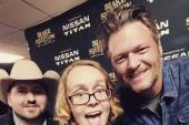 Blake Shelton Performs In Colorado Springs