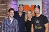 Blake Shelton Chats About 'Texoma Shore' With 'Ty, Kelly & Chuck'