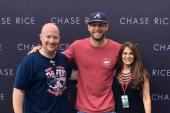 Chase Rice Catches Up With WJVC/Nassau-Suffolk, NY