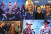 Country Radio Comes To Music City For 'CMA Awards' Remotes