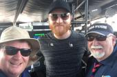 Eric Paslay Takes The Stage At Country 500