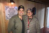 Josh Gracin Hangs With KATC/Colorado Springs