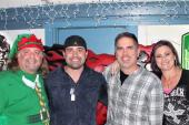 Josh Gracin Hangs With KSKS/Fresno