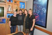 Keith Urban Attends Radio Remote Broadcast For CMT Music Awards