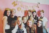 Ladies Of Country Celebrate Together
