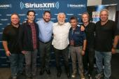 Kenny Rogers Visits SiriusXM During CMA Fest