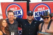 Luke Combs Chats With KNIX/Phoenix