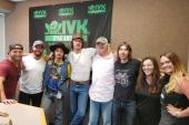 Midland Hangs With WIVK/Knoxville