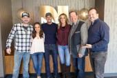 Tim And Faith Take Over 'NASH Nights Live'