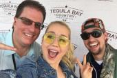 RaeLynn Keeps It Cool In Miami