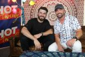 Sam Hunt Sits With CMT's Cody Alan