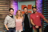 Scotty McCreery Chats With 'Ty, Kelly & Chuck'