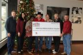 Tracy Lawrence Raises $148,233 During '12th Annual MISSION:POSSIBLE Turkey Fry'