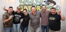 Walker McGuire Gets Silly With WGNE/Jacksonville