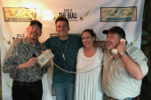 Morgan Wallen Learns About Some Ancient Ways To Talk At WDXB/Birmingham