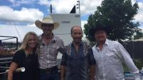 William Michael Morgan Takes The Forever Country Stage At CMA Fest