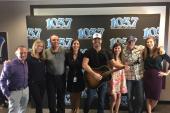 Todd O'Neill Brings 'Love Again' To WSOC/Charlotte