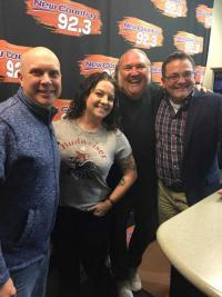 Ashley McBryde Gets WILd In St. Louis