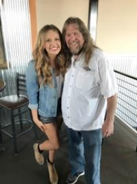 Carly Pearce Reminisces With KUAD/Ft. Collins-Greely, CO