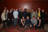 Tim And Faith Visit CBS Radio