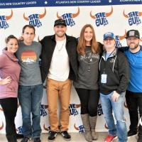 Chase Rice Hangs With WUBL/Atlanta