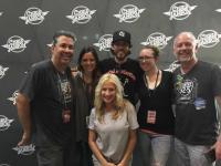 Chris Janson Hangs With WWYZ/Hartford