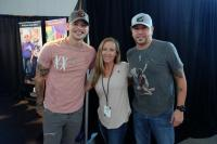 Kane Brown And Jason Aldean Take Time For St. Jude