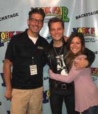 Frankie Ballard Performs At York Fair