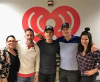 Granger Smith Stops By iHeartMedia/Nashville