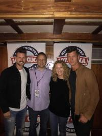 High Valley Rocks The Boat With WGNA/Albany