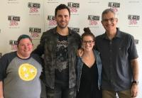 Jackson Michelson Visits All Access
