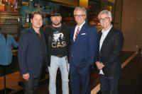 Jason Aldean Celebrates Country Music Hall Of Fame And Museum Exhibit