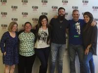 Jordan Davis Shares Tunes And Treats With All Access Nashville