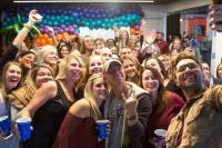 Kenny Chesney Visits WBWL/Boston