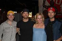 Kip Moore Joins Ty, Kelly & Chuck's Live CMA Fest Broadcast