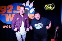 Russell Dickerson Enters Radio Tour Beast Mode