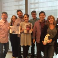 RCA Nashville Celebrates Big Add Day For 'Tin Man'