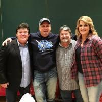 Shenandoah Opens For Garth Brooks In Kansas City