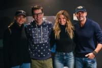 Tim McGraw And Faith Hill Chat With 'The Bobby Bones Show'