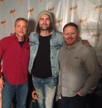 Ryan Hurd Celebrates Release Of Self-Titled Debut EP
