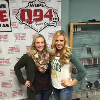 SaraBeth Takes Radio Tour In Wisconsin