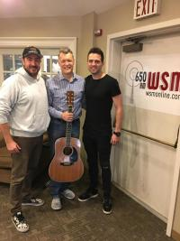 Brennin Visits With 'Coffee, Country, And Cody'