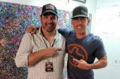 Aaron Watson Kicks It With KTHK/Idaho Falls